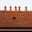 chimneys — Stock Photo