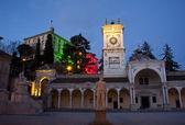 Piazza Libertà, Udine - Italy — Foto Stock