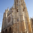 Cathedral of Leon — Stock Photo #7889834