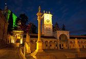 Loggia del Lionello, Udine — Stockfoto
