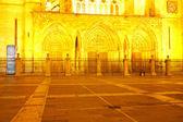Cattedrale di leon — Foto Stock