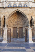 Leon Cathedral, Spain — Stock Photo
