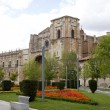 The Convent of San Marcos in León — Stock Photo