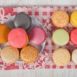 French Macarons — Stock Photo