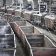 Industrial port - Stock Photo