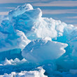Antarctic Glacier — Stock Photo #7403633