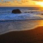 Atlantic sunset — Stock Photo
