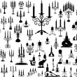 Royalty-Free Stock Vector Image: Candlesticks