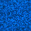 Stock Photo: Blue Mosaic