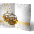 Royalty-Free Stock Photo: Illustration of Isolated Christmas brochure