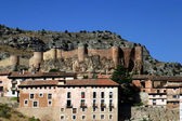 Albarracin (Teruel) Aragon Province - Spain — Stock Photo