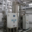 Foto Stock: Automatic water filtration system