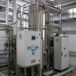 图库照片: Automatic water filtration system