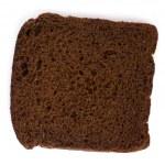 Brown bread slice — Stock Photo #7011147