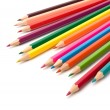 Colouring crayon pencils — Stock Photo #7012621