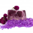 Stock Photo: Luxury soap