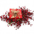 Luxurious gift — Stock Photo