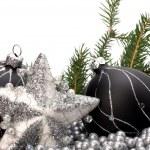 Christmas border. — Stock Photo