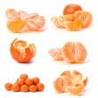 Orange isolated on white background — Stock Photo #7016080