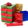 Gifts - Stockfoto