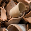 Broken pots — Stock Photo #7017010