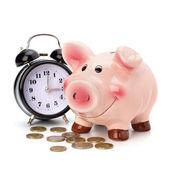 Money accumulation concept — Stock Photo