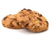 Biscoitos de chocolate pastelaria caseira — Foto Stock