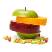 Vitamins source — Stock Photo