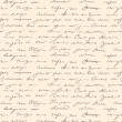 Vettoriale Stock : Seamless abstract handwritten text pattern