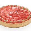 Strawberry tartu - Stock Photo