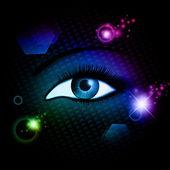 Hypnosis — Stock Vector