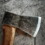 Old axe — Stock Photo