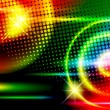 Disco background — Vector de stock #7533171