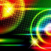 Fondo discoteca — Vector de stock