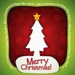 Christmas tree — Stock Vector #7153120