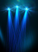 Abstract image of concert lighting — Stock Photo