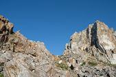 Baikal's Rock — Stock Photo
