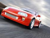 Sports Car — Stock Photo