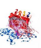 Новый 2012 год — Stock Photo