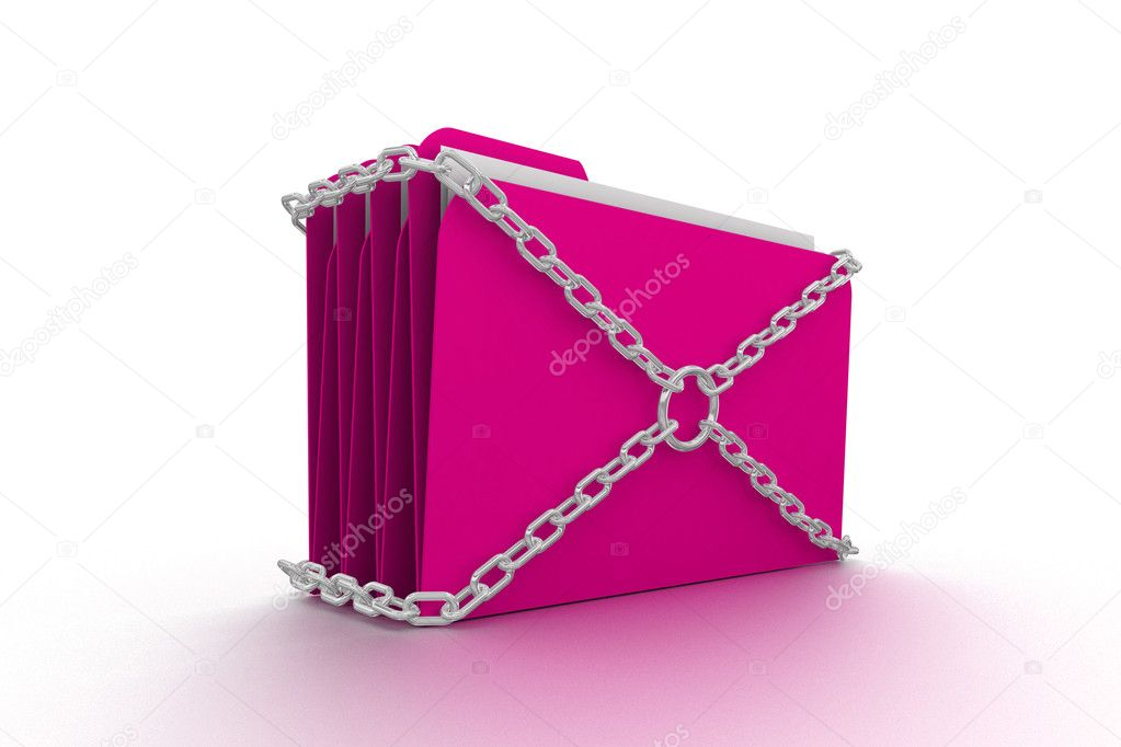 Information Security  Stock Photo #7873774