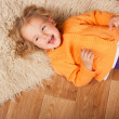 Laughing girl — Stock Photo #7412768