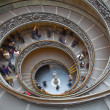 Staircase at the vatican — Stock Photo #7122778