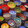 Turkish ceramics — Stock Photo #7336325