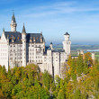 Neuschwanstein castle — Stock Photo #7336500