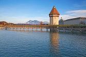 Lucerne(Luzern), Switzerland — Stock Photo