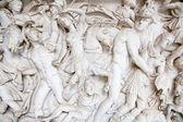 Greek bas-relief — Stock Photo