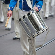Military band — Stock Photo