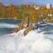 Rheinfall - Stock Photo
