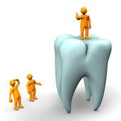 Dentist — Stock Photo