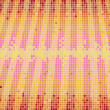 Matrix Background Light Waves - Image vectorielle
